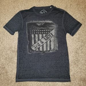 3rd & Army Skater Graphic T-Shirt